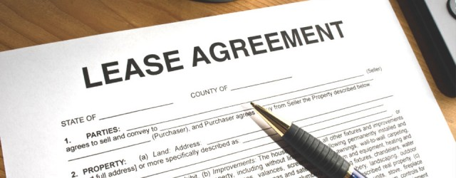 Assignment Of Commercial Leases In New York — New York Real Estate